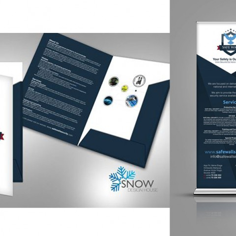 Design work for Safe Wall Security