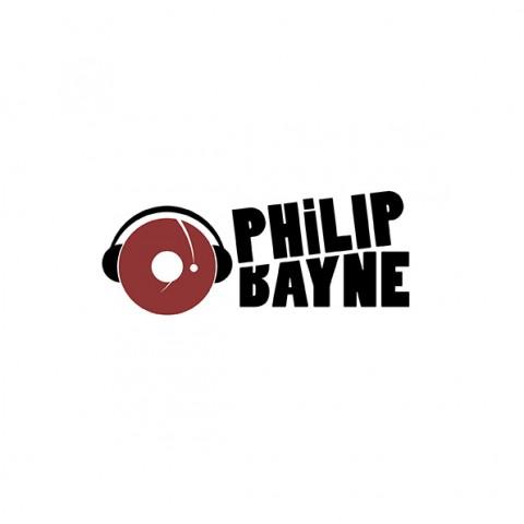 Logo design for Dj Philip Bayne