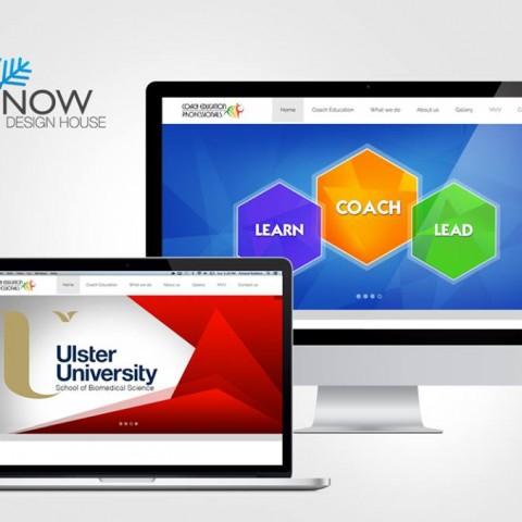 Website designed for CEP